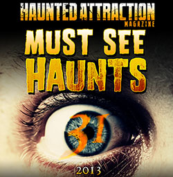 Must See Haunts 2013