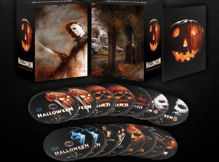 Halloween: The Complete Collection This September!