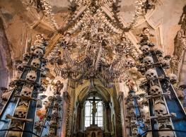 You won't Believe the Church of Bones!