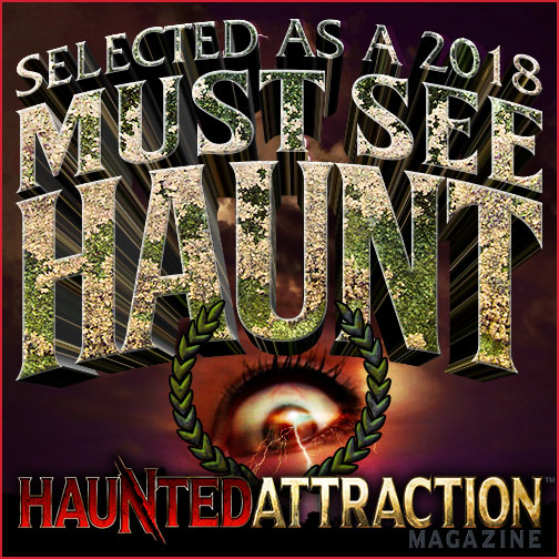 The Must See Top 31 Haunts of 2018!